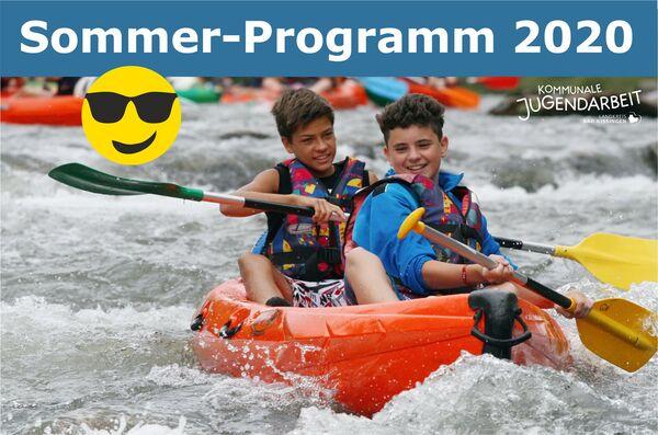 Sommer Programm Jugendliche Landkreis BK